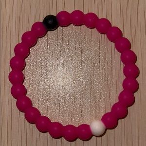 Lokai Hot Pink Supporting Breast Cancer - size M